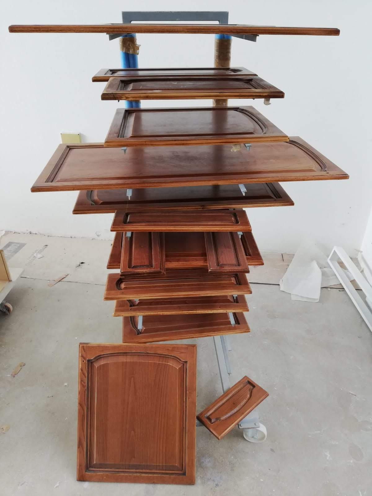 Ante mobili da verniciare